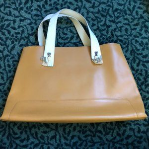 Lamarthe Leather Purse With Removable Pouch